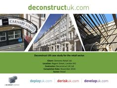 Asbestos Removal Case Study For The Retail Sector   High Street Retailer
