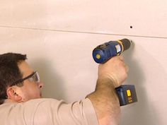 DIY Network explains the essential tools needed for installing drywall.
