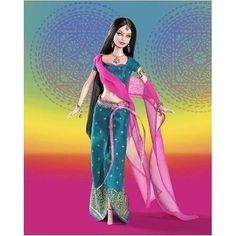 suggested Diwali gift: Barbie?