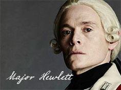 Washington 1778 | Meet the Team - Major Edmund Hewlett