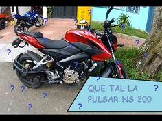 Que Tal La pulsar 200 NS??? Pulsar 200, Motorcycles, Youtube, Motorbikes, Youtubers, Motorcycle, Youtube Movies, Choppers, Crotch Rockets
