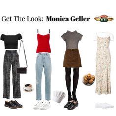 Teen diy: friends get the look: monica geller fantasias em 2019 идеи наряда Costumes For Teens, Outfits For Teens, Girl Outfits, Cute Outfits, Diy Costumes, Grease Costumes, Woman Costumes, Pirate Costumes, Couple Costumes