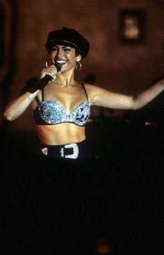 Jennifer Lopez in 1997 as Selena