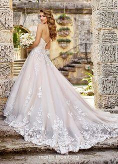 f701c6c946 Mon Cheri Bridals 218209 - Gina