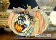 Inky Peach Designs: Power Poppy's August Blog Hop!-made with Spellbinders…