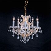 Found it at Wayfair - Traditional 6 Light Crystal Chandelier