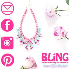 Ask someone to like us on Facebook, follow us on Instagram and Pinterest. Then e-mail us their name at info@Blingla.net. Once we confirm that person has liked our page, your name will be entered in a drawing for a $50 Visa gift card. For every friend, family member, co- worker, business associate, etc. that you get to like our page, you will receive an additional entry in the drawing, increasing your odds of winning. #facebook #instagram #blogger #womenfashion #fashion #bling
