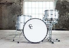 C&C Drums Europe - Player Date (Silver Sparkle) www.candcdrumseurope.com