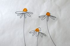 Wirework ... drawing with wire