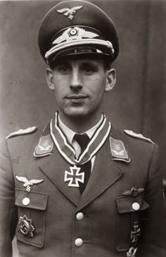 ✠ Paul Semrau (12 November 1915 – 8 February 1945) shot down during landing approach.