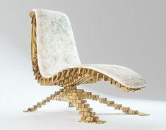 Outdoor Furniture, Outdoor Decor, Sun Lounger, Furniture Design, Behance, Interior Design, Gallery, Check, Home Decor