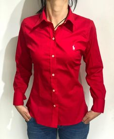Red Leather, Leather Jacket, Shirt Dress, Mens Tops, Jackets, Shirts, Dresses, Fashion, Clothing Stores