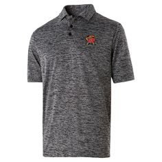 Men's Maryland Terrapins Electrify Performance Polo, Size: Large, Grey Other