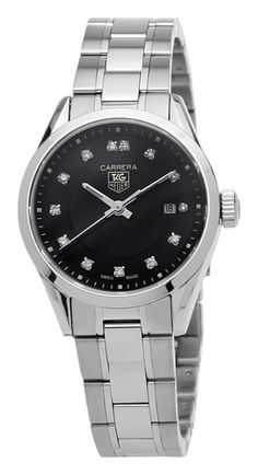 Number 1 on my dream bucket list of purchases.  A Tag Heuer!