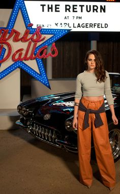 Kristen Stewart Is the New Face of Chanel's Paris-Dallas 2013 Métiers d'Art Collection