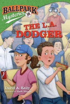 Ballpark Mysteries #3: The L.A. Dodger (A Stepping Stone Book(TM)) by David A. Kelly http://www.amazon.com/dp/0375868852/ref=cm_sw_r_pi_dp_emXiub0S7555K