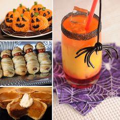 Menú de Halloween, no sólo dulces…