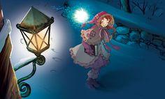 Fairy Oak-Vanilla Periwinkle and Telli