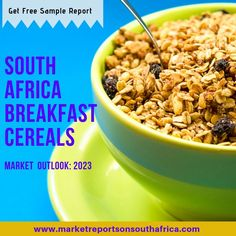 market in registered a positive compound annual growth rate (CAGR) of during the period 2013 to 2018 with a sales value of ZAR Million in an increase of over Porridge Oats, Breakfast Cereal, South Africa, Period, Oatmeal, Bakery, Beverages, Marketing, Eat