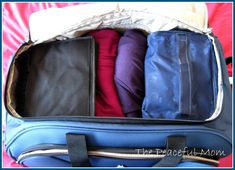 Packing Tips: How To Pack 5 Days Of Clothes In One Carry-On Bag