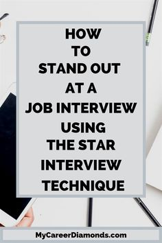 Do you want to ace your job interview? L:earn what the STAR interview technique is and how to apply it at an interview. The STAR interview method will help you to stand out and leave a great impressio Star Interview Questions, Questions To Ask Employer, Job Interview Preparation, Interview Questions And Answers, Job Interview Tips, Job Interviews, Interview Dress, Behavioral Interview, Interview Techniques