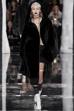 Fenty x Puma Fall 2016 Ready-to-Wear Fashion Show - Gigi Hadid