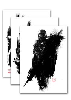 Three A3 Prints of Your Choice for £29.99
