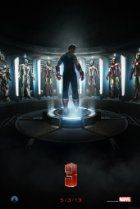 IRON MAN 3, 2013 Movie Review Watch, Robert Downey Jr., Guy Pearce, Gwyneth Paltrow