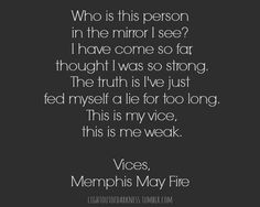 Vices - Memphis May Fire