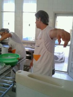 Armazém do Chef: Aula prática  no SENAC-SE
