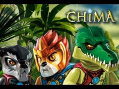 LEGO Legends of Chima (TV SHOW) Trailer 2