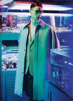 Tailored Menswear by Kristoffer Hasslevall #MensFashion #Kristoffer #Fashion