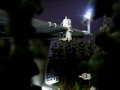 Endor Imperial Landing Port (with Imperial AT-ST) by どろぼうひげ