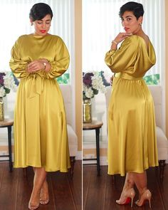 Prim and Proper Latest African Fashion Dresses, African Dresses For Women, African Attire, Frock Fashion, Women's Fashion Dresses, Dress Outfits, Classy Dress, Classy Outfits, Pretty Dresses