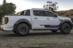 Ford Ranger Gets A Supercar Makeover   CarBuzz Ford Ranger Lifted, 2020 Ford Ranger, Ford Transit, Supercar, Carbon Fiber, Leather, Pickup Trucks