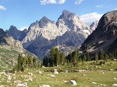 Paintbrush Canyon in the Grand Tetons, Wyoming.  I am so excited to go back this summer!!
