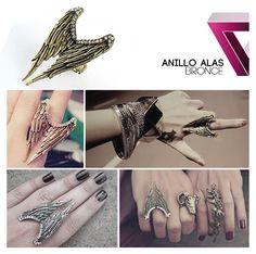 Anillo alas wing ring