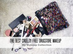 Rebeccaetc: The Best Cruelty Free Drugstore Makeup Products! (My updated makeup collection 2017)