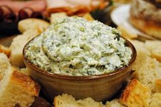 Spinach artichoke jalapeno dip. REALLY good. Use 2 peppers for some more kick