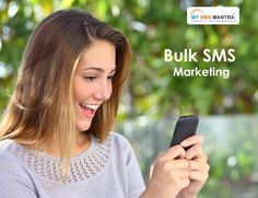 MySMSmantra is India's number one Bulk SMS marketing service provider and  they provide numerous options to
