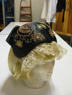Pukkilan tykkimyssy Captain Hat, Costumes, Folklore, Hats, Dresses, Fashion, Vestidos, Moda, Dress Up Clothes