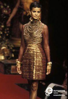 Dior Fall 1994 by Gianfranco Ferré