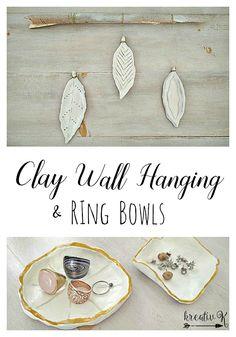 Clay Wall hanging &