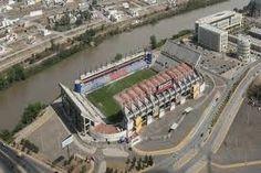Estadio Banorte en Culiacan, Sinaloa. Casa de los Dorados de Sinaloa.