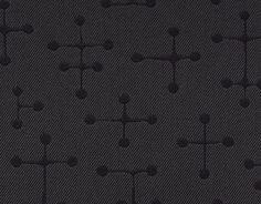 Small Dot Pattern 005 Charcoal