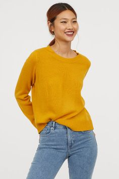 0f7357c75e 12 Best mustard yellow sweater images