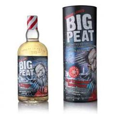Independent Scotch bottler Douglas Laing & Co has announced the seventh annual Big Peat Christmas edition, containing seven single malt whiskies from Islay.