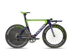 Movistar zal volgend seizoen gebruikmaken van Canyon-fietsen. Dat meldt het Spaanse wielerteam in een persmededeling. De renners van Movistar maken momente...