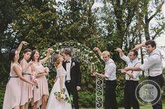 Polish romantic outdoor ceremony! Polski romantyczny ślub plenerowy! Bridesmaid Dresses, Wedding Dresses, Happy Day, Wedding Decorations, Outdoor, Bridesmade Dresses, Bride Dresses, Outdoors, Bridal Gowns