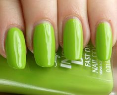 Sally Hansen Lickety-Split Lime